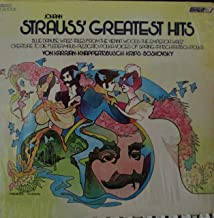 Johann Strauss' Greatest Hits