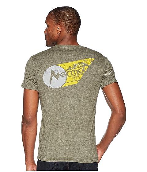 Tee Marwing Short Marwing Short Sleeve Marmot Sleeve Tee Marmot 4xa50w0q
