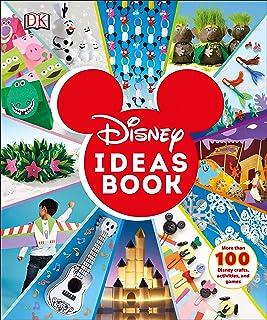 Disney Ideas Book: More Than 100 Disney Crafts, Activities,