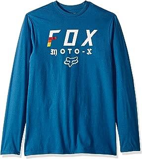 Fox Men's Streak Long Sleeve Basic T-Shirt