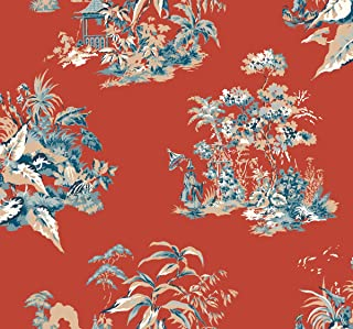 Best asian chinoiserie wallpaper Reviews