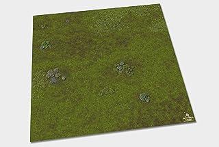 Grassland - Tapete para Wargames (4x4 (122x122cm))