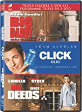 Big Daddy / Click / Mr. Deeds