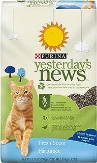 Purina Yesterday's News Fresh Scent Paper Cat Litter