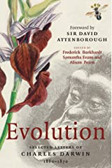 Evolution: Selected Letters of Charles Darwin 1860–1870 Kindle Edition