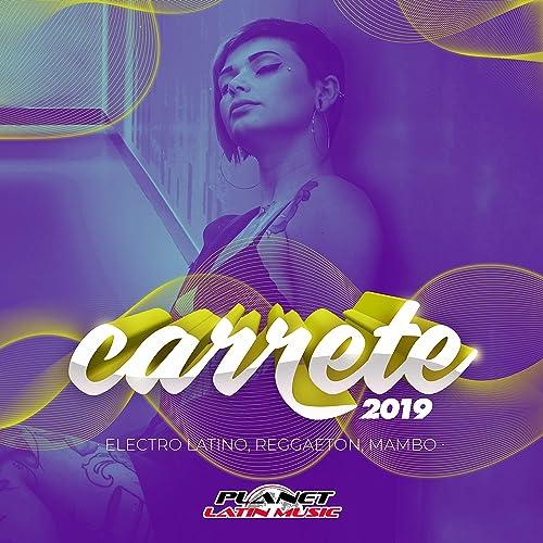 Latin party 2018 (reggaeton, electro latino, mambo & merengue) by.