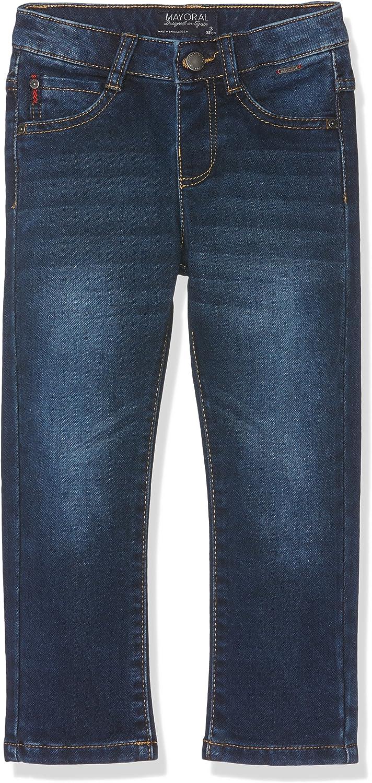 Mayoral BOY Long Dark Denim 3 4505 Luxury goods Trousers Max 79% OFF -