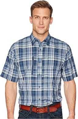 Blue Pine Plaid