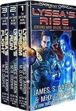 Lyssa's Rise - Sentience Wars Books 1-3 Omnibus (Sentience Wars Collection Book 1)