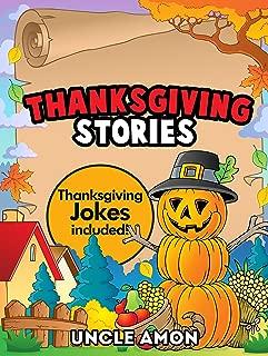 Thanksgiving Stories: Cute Thanksgiving Stories for Kids and Thanksgiving Jokes