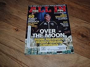 All In, poker magazine, December 2009-Joe Cada-Over the Moon. Inside Joe Cada's History-Making Comeback.