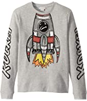 Stella McCartney Kids - Rocket Sweatshirt (Toddler/Little Kids/Big Kids)