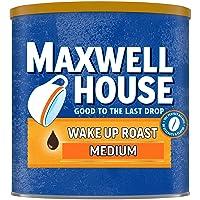 Deals on Maxwell House Wake Up Roast Medium Roast Ground Coffee 30.65oz