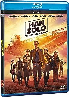 Han Solo: Una Historia de Star Wars Blu-ray