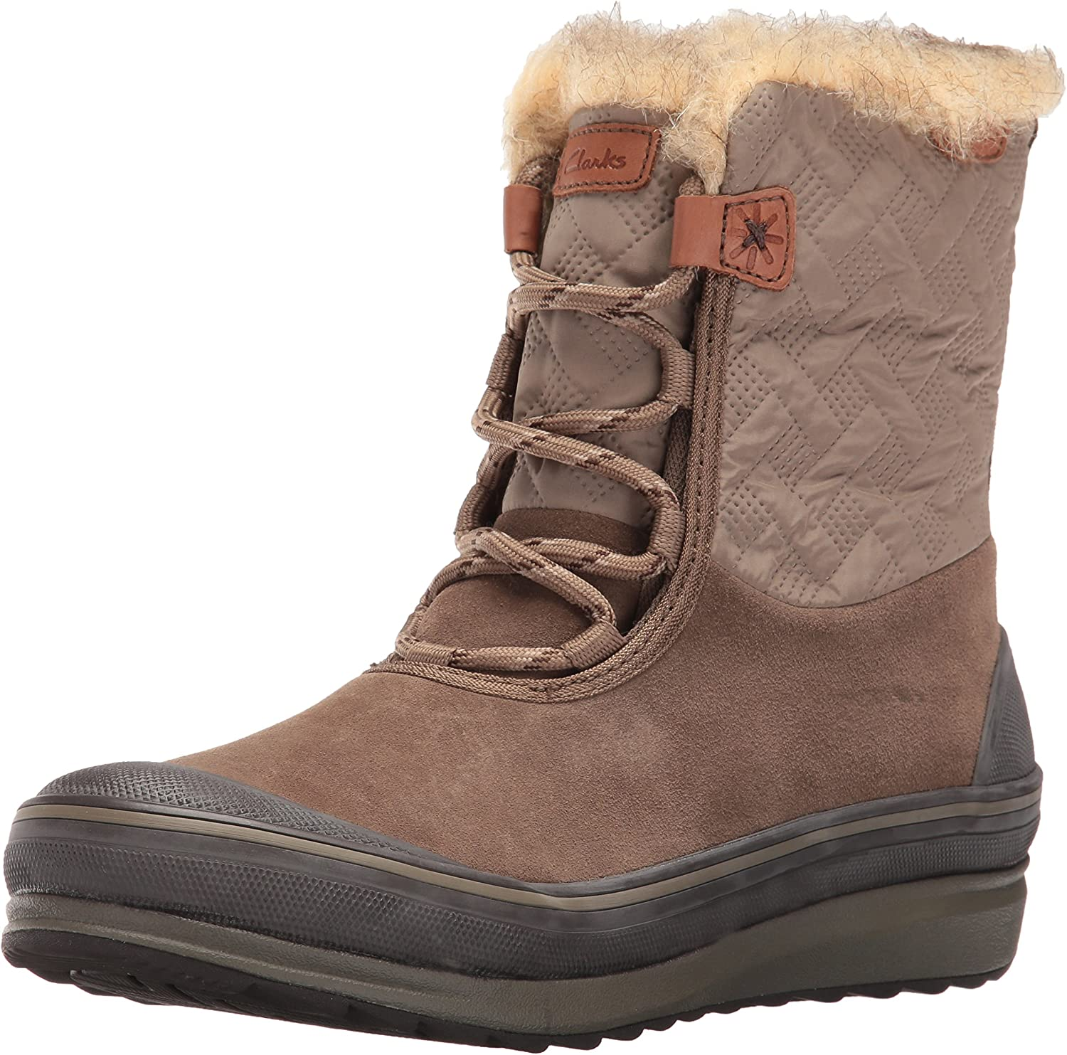 Clarks Womens Muckers Mist Snow Boot