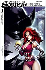 Swords of Sorrow: Miss Fury/Lady Rawhide Special: Digital Exclusive Edition Kindle Edition