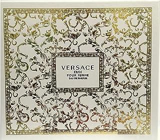 Versace Eros Pour Femme Lote 3 Pz - 5 ml