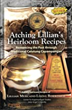 Atching Lillian's Heirloom Recipes (Philippine Import)
