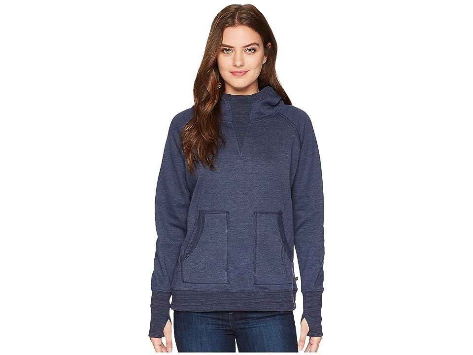 Mountain Hardwear Firetowertm Long Sleeve Hoodie (Dark Zinc) Women