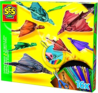 SES Creative Dragon Folding Set