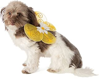 Rubies Costume Bumble Bee Wings Dog Costume