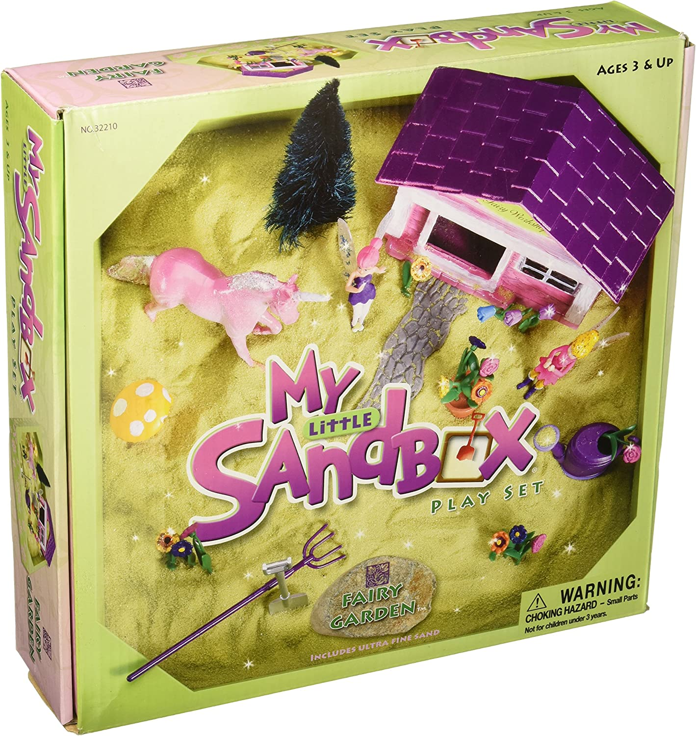 soporte minorista mayorista My Little Sandbox - Fairy Fairy Fairy Garden by Be Good  descuento