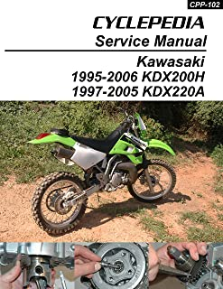 Parts Msr Swingarm Bearing Kit Kawasaki KDX 200 220 95-06 Suspension