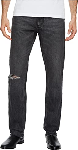 Calvin Klein Jeans - Slim Fit Jeans in Elmo Black Raw