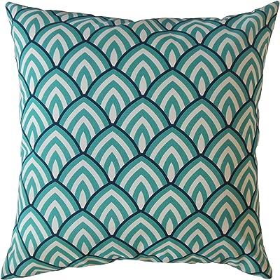 COLORFLY Sylvester Decorative Pillow Peacock
