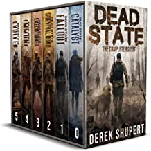 The Complete Dead State Series (A Post Apocalyptic Survival Thriller, Books 0-5) (The Zombie Apolcaypse Book 2)