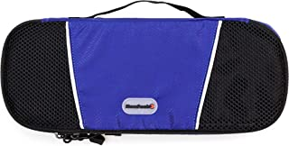 مكعب التعبئة المريخ - 35.56 سم × 12.7 سم × 7.12 سم منظم السفر - حقيبة سفر شبكية من النايلون - حقيبة ظهر الأمتعة لتخزين الع...