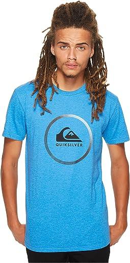 Quiksilver - Active Logo Tee