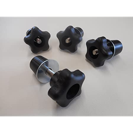 Rumors 4X 1  Lock /& Ride Lock /& Ride-Typ Knob Anchor Fit for Sportsman 300 400 500 RZR XP 900 1000 ACE ATV 800