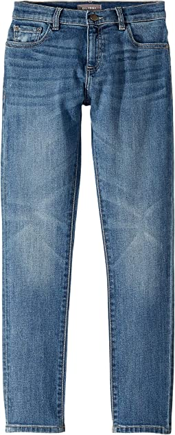 Zane Super Skinny Jeans in Sky Crush (Big Kids)