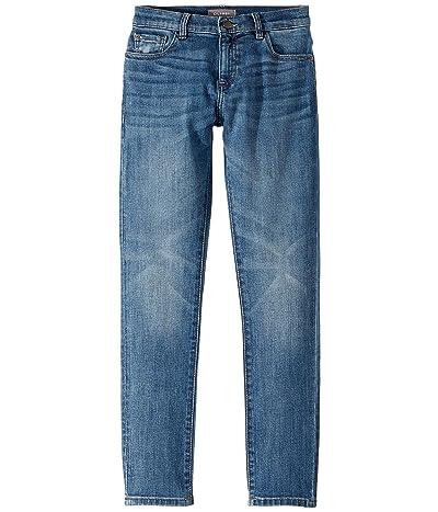 DL1961 Kids Zane Super Skinny Jeans in Sky Crush (Big Kids) (Sky Crush) Boy