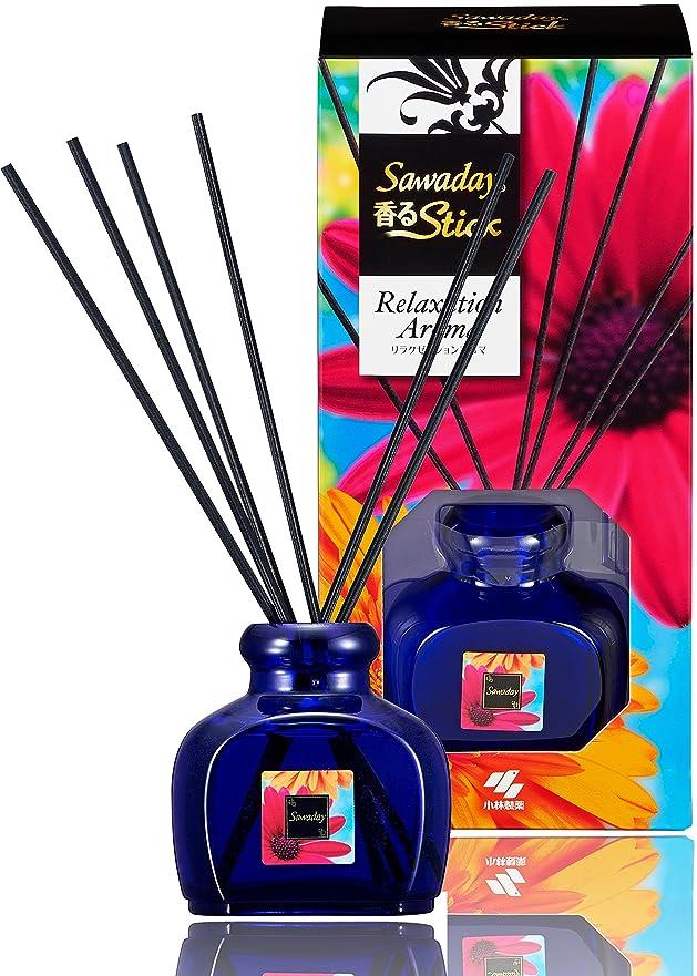 強化するテスピアンマイナスサワデー香るスティック 贅沢なフラワーアロマシリーズ 消臭芳香剤 本体 リラクゼーションアロマ 50ml