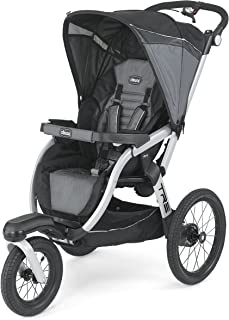 Chicco TRE Jogging Stroller - Titan
