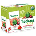 Tropicana Kids Organic Juice Drink Pouch, Watermelon, 5.5 fl oz Pouches, 8 Count