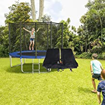 Rond Trampoline Behuizing Net Anti-Val Trampoline Bescherming Net Trampoline Behuizing Veiligheidsnet Netting Past Alle Me...