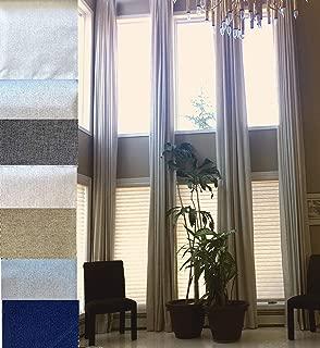 36 long curtain panels