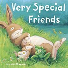 Very Special Friends - Little Hippo Books - Children's Padded Board Book