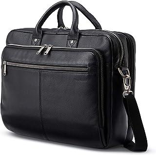 Samsonite Classic Leather Toploader Briefcase