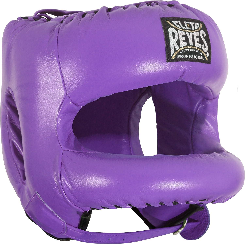 Ringside Cleto Reyes Predector Headgear II, Purple, One size