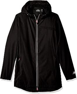 Outdoors Dobby Anorak Jacket, Large, Black