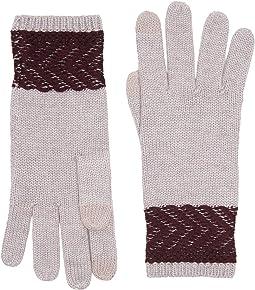 UGG - Chevron Smart Gloves