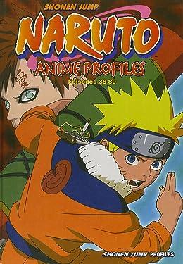 Naruto Anime Profiles: Hiden Shippu Emaki