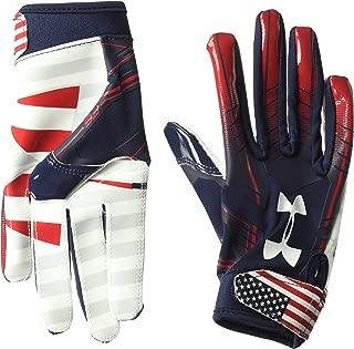 Under Armour Boy's F6 LE Football Gloves