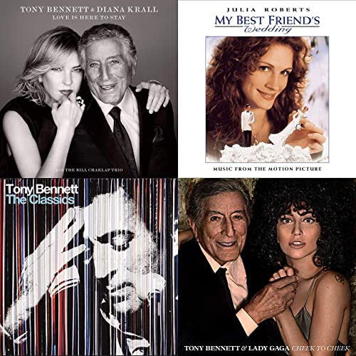 Best of Tony Bennett by Christina Aguilera, James Taylor, Bill