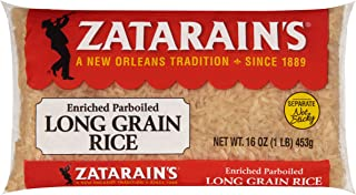 Zatarain's Enriched Parboiled Long Grain Rice, 16 oz