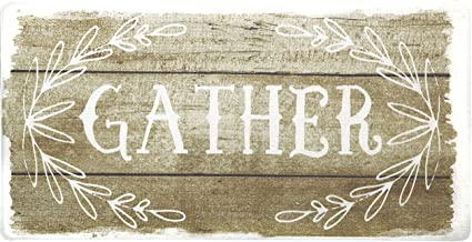 gather kitchen mat
